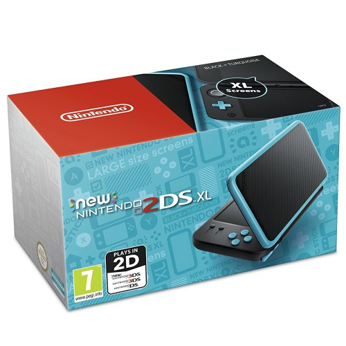 New Nintendo 2DS XL must