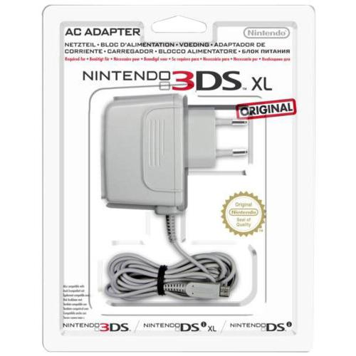Nintendo 3DS/2DS laadija