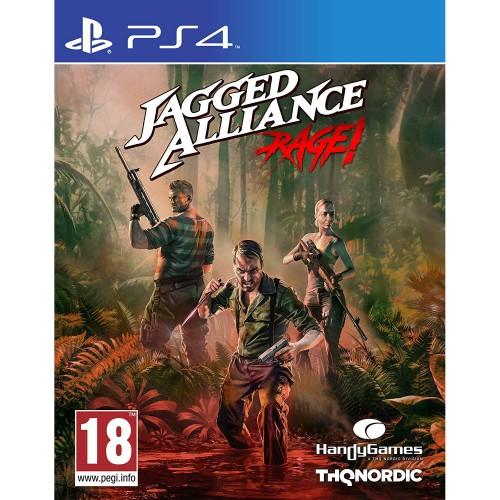 Jagged Alliance Rage!