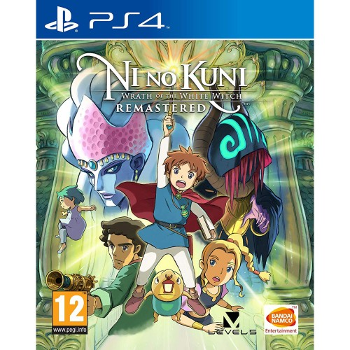 Ni No Kuni: Wrath Of The White Witch: Remastered