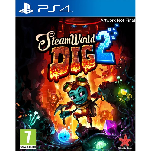 Steam World Dig 2