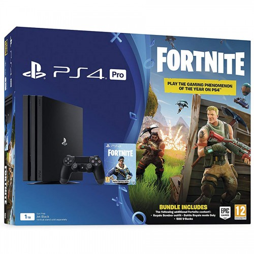 PS4 Pro + Fortnite