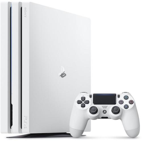 PS4 Pro valge