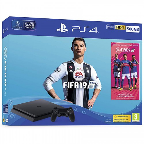 PS4 + FIFA 19
