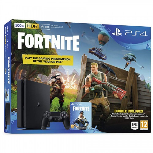 PS4 + Fortnite
