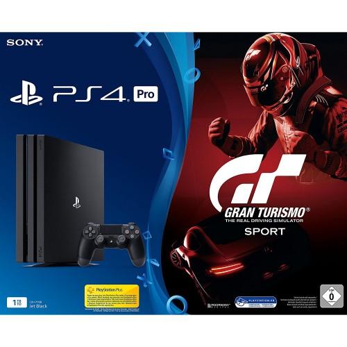 PS4 Pro + Gran Turismo Sport