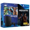 PS4 Slim 1TB + Uncharted The Lost Legacy + Uncharted Collection