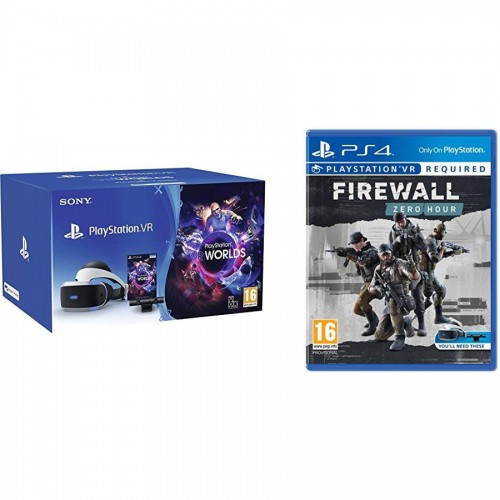 PlayStation VR + Firewall Zero Hour
