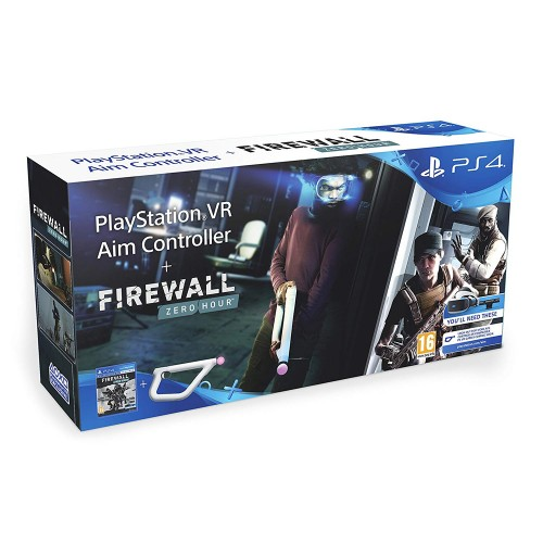 Firewall Zero Hour + VR Aim Controller