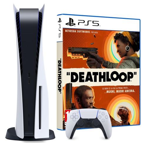 PS5 + DEATHLOOP