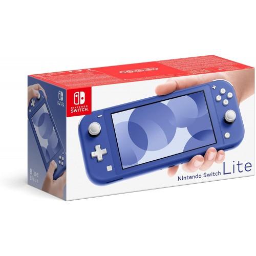 Switch Lite - sinine