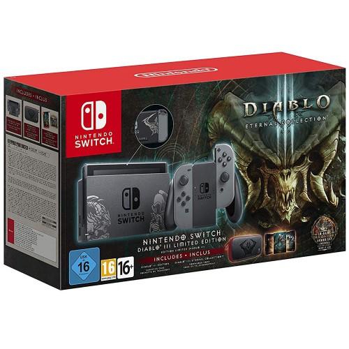 Nintendo Switch - Diablo III bundle