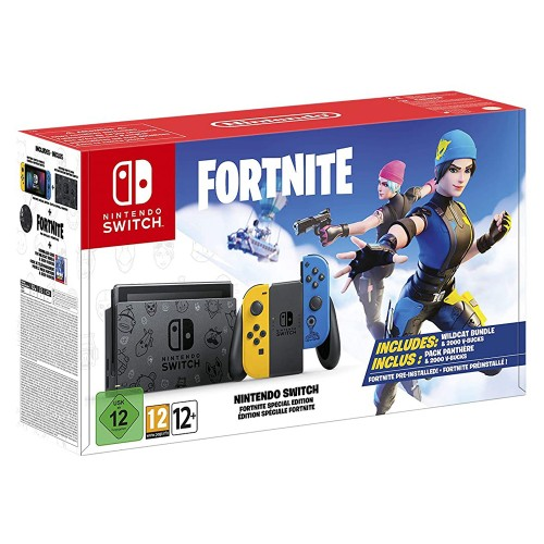 Switch Fortnite Special Edition