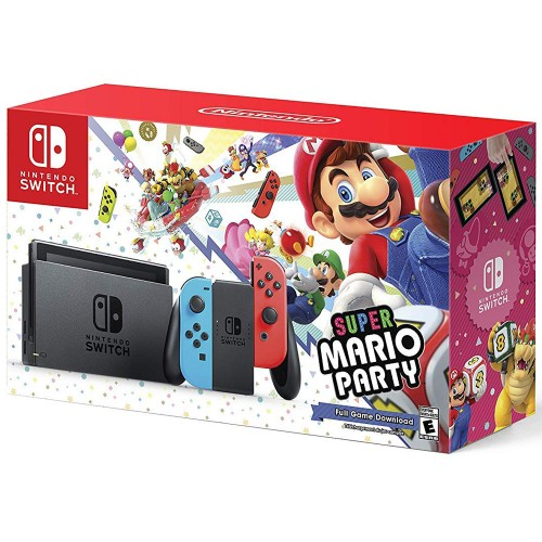 Switch + Super Mario Party