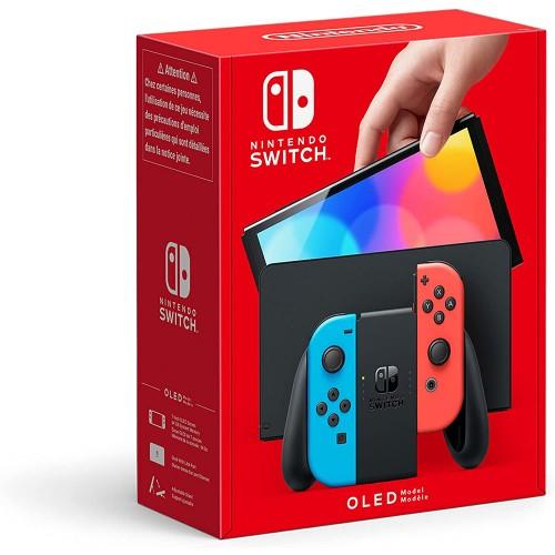Switch OLED - punane