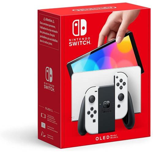 Switch OLED - valge