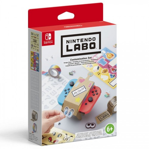 Nintendo Labo - Customization Set
