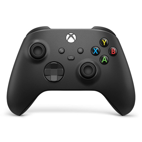 Xbox Series juhtmevaba pult - must