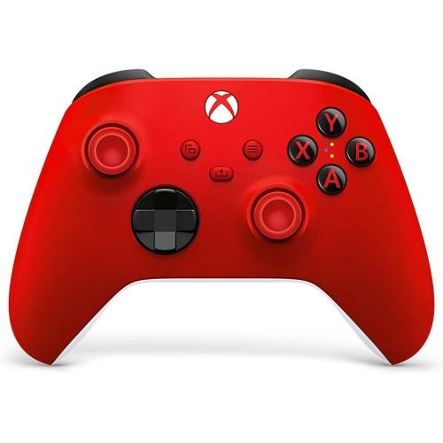 Xbox Series juhtmevaba pult - punane