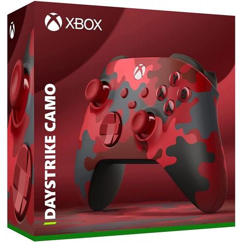 Xbox Series juhtmevaba pult - Daystrike Camo