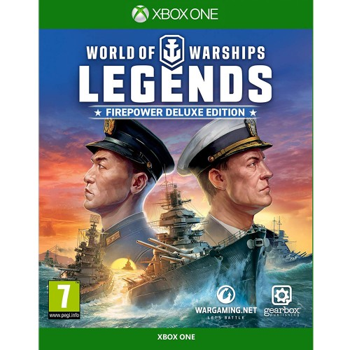 World Of Warships: Legend
