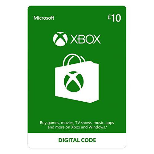 Xbox Live - 10£ - UK