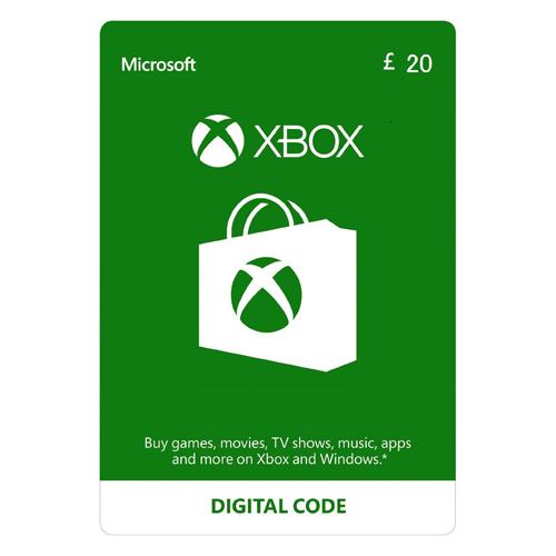 Xbox Live - 20£ - UK
