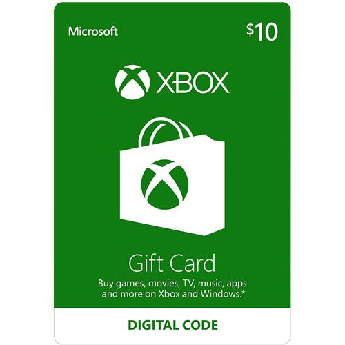 Xbox Live - 10$ - US