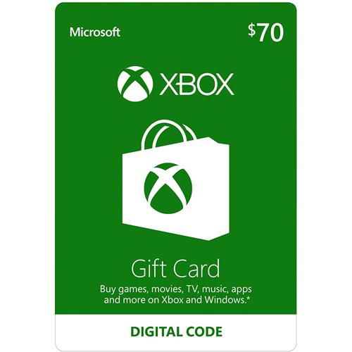 Xbox Live - 70$ - US