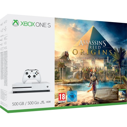 Xbox One S + Assassin's Creed Origins