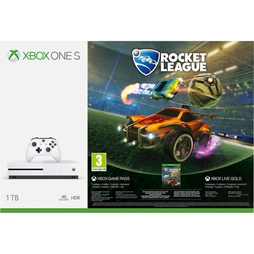 Xbox One S 1TB + Rocket League Blast-Off