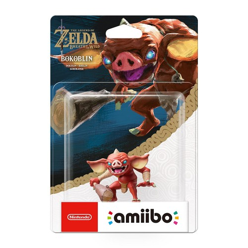 Bokoblin amiibo - The Legend OF Zelda: Breath of the Wild Collection