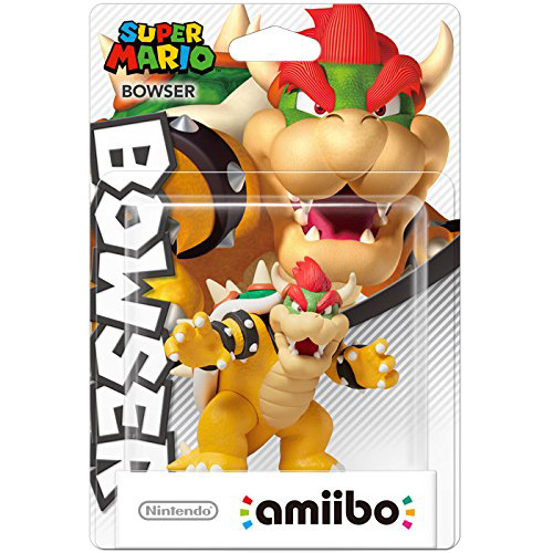 Bowser amiibo - Super Mario Collection