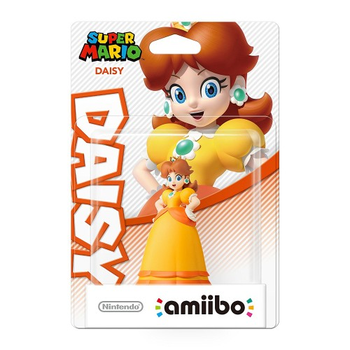 Daisy amiibo - Super Mario Collection