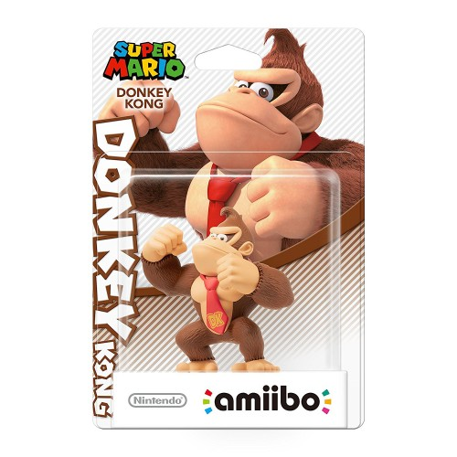 Donkey Kong amiibo - Super Mario Collection