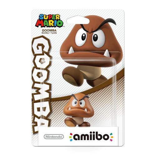 Goomba amiibo: Super Mario Collection
