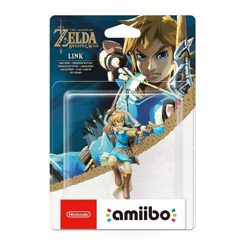 Link (Archer) amiibo - The Legend of Zelda: Breath of the Wild Collection