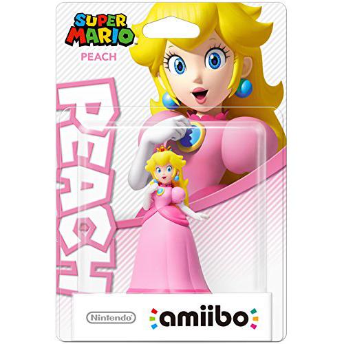 Peach amiibo - Super Mario Collection