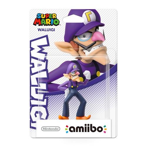 Waluigi amiibo - Super Mario Collection