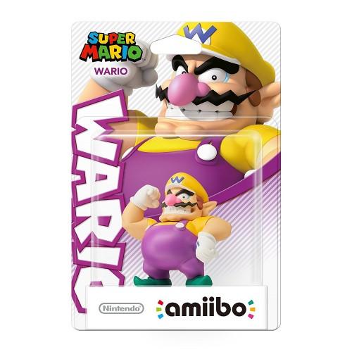 Wario amiibo - Super Mario Collection